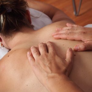 Healingsmassage er en blid massageform